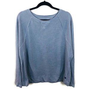 Tommy Hilfiger Sport Gray Sweatshirt Top Sz XXL